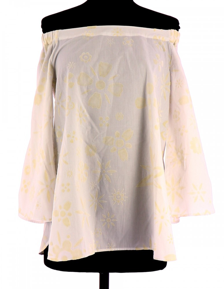 Vetements Top DESIGUAL BLANC