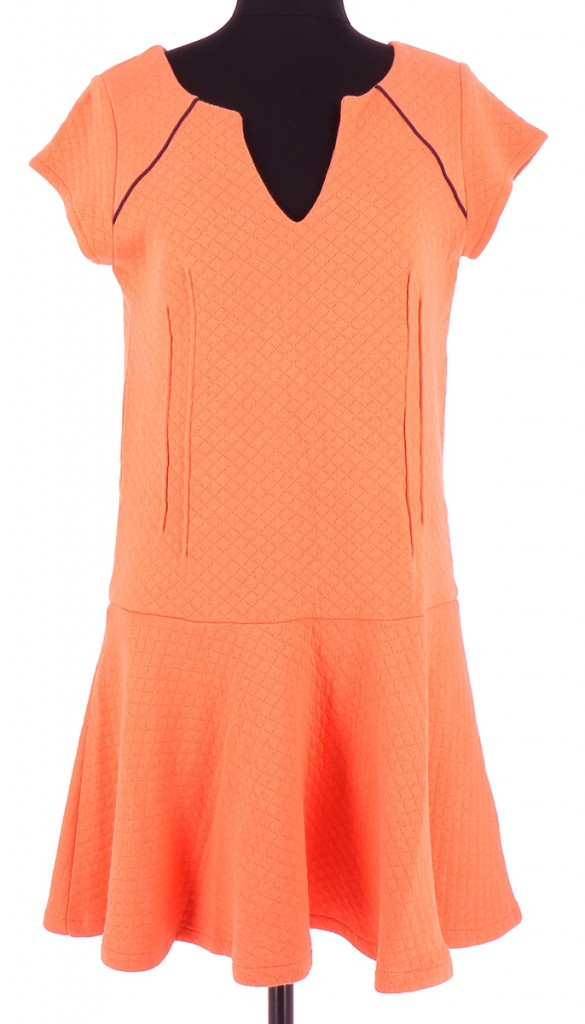 Vetements Robe EKYOG ORANGE
