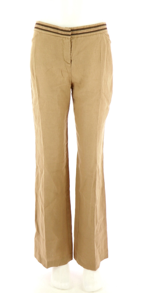 Vetements Pantalon CAROLL BEIGE