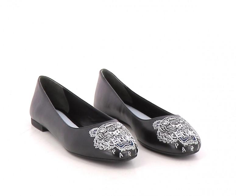 Chaussures Ballerines KENZO NOIR
