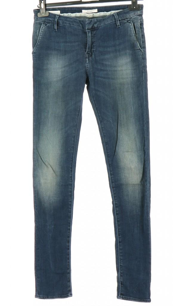 Vetements Jeans REIKO BLEU MARINE