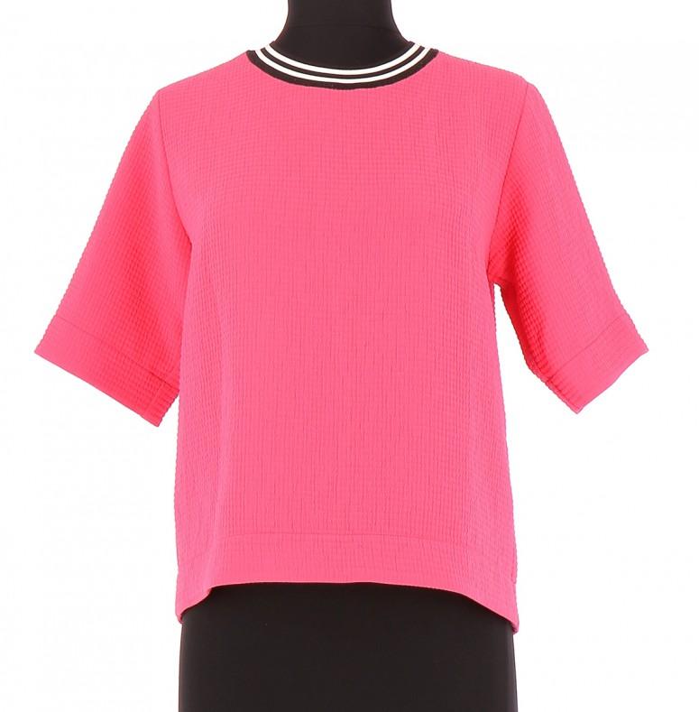 Vetements Tee-Shirt SANDRO ROSE