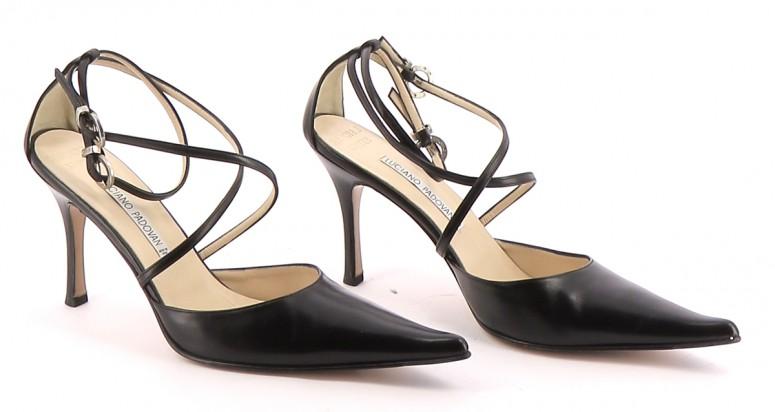 Chaussures Escarpins LUCIANO PADOVAN NOIR