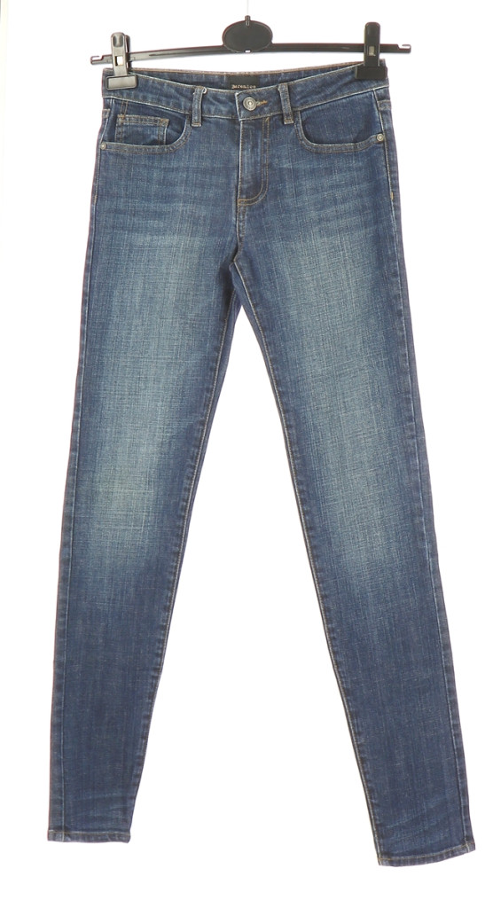 Vetements Jeans BERENICE BLEU