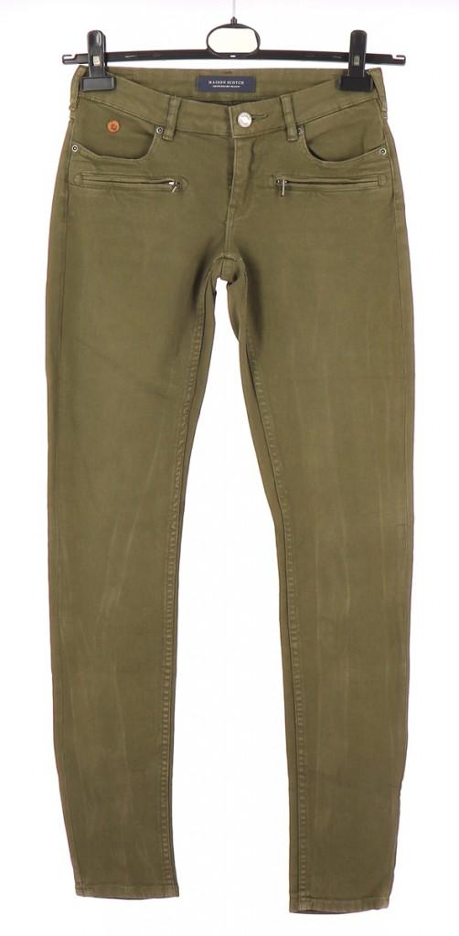 Vetements Jeans SCOTCH & SODA KAKI