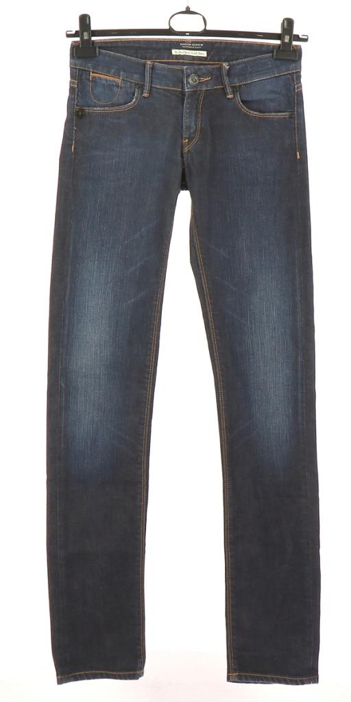 Vetements Jeans SCOTCH & SODA BLEU MARINE