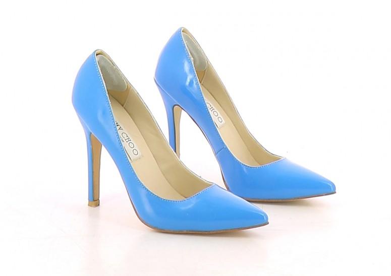Chaussures Escarpins JIMMY CHOO BLEU