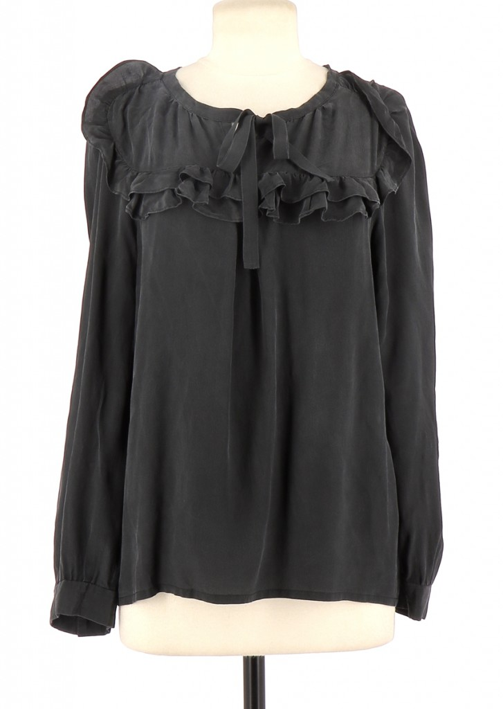 Vetements Blouse BEL AIR NOIR