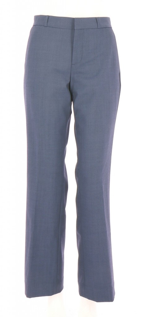 Vetements Pantalon BANANA REPUBLIC BLEU MARINE