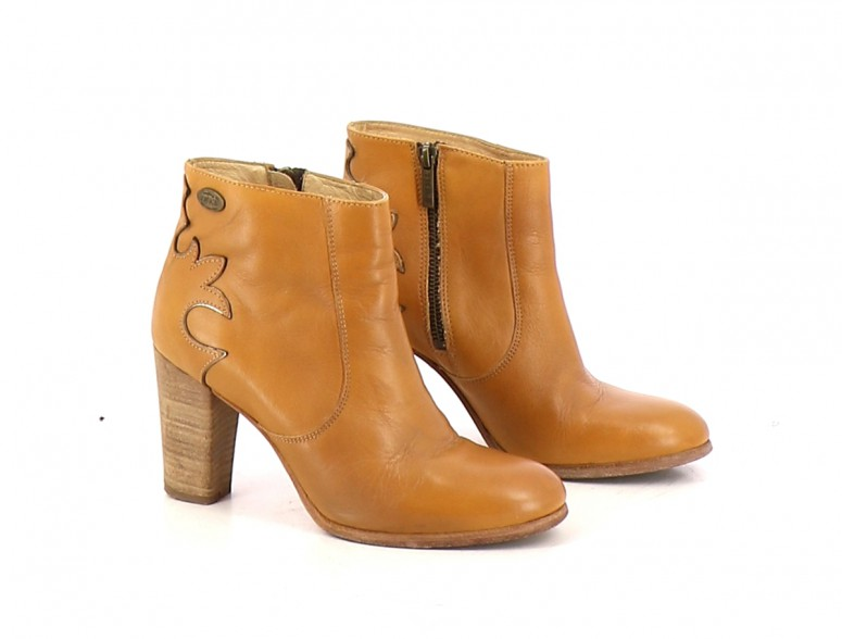 Chaussures Bottines / Low Boots IKKS MARRON