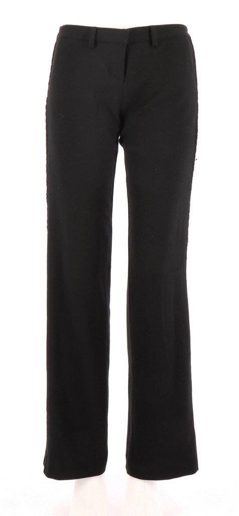 Vetements Pantalon BEL AIR NOIR