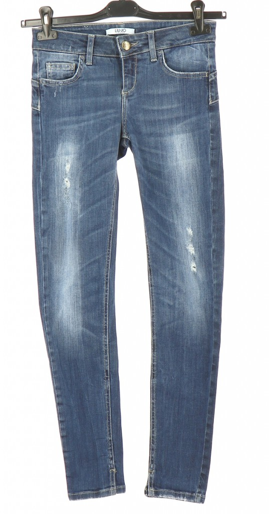 Vetements Jeans LIU JO BLEU