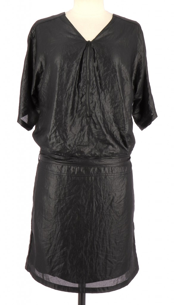 Vetements Robe IKKS NOIR