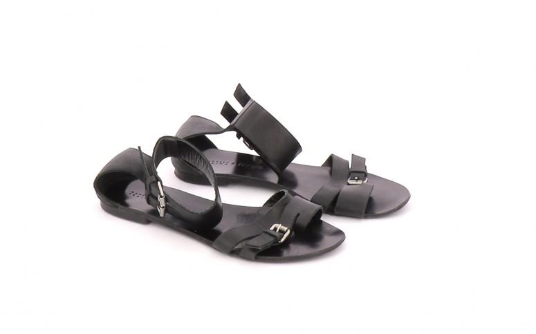 Chaussures Sandales MAJE NOIR