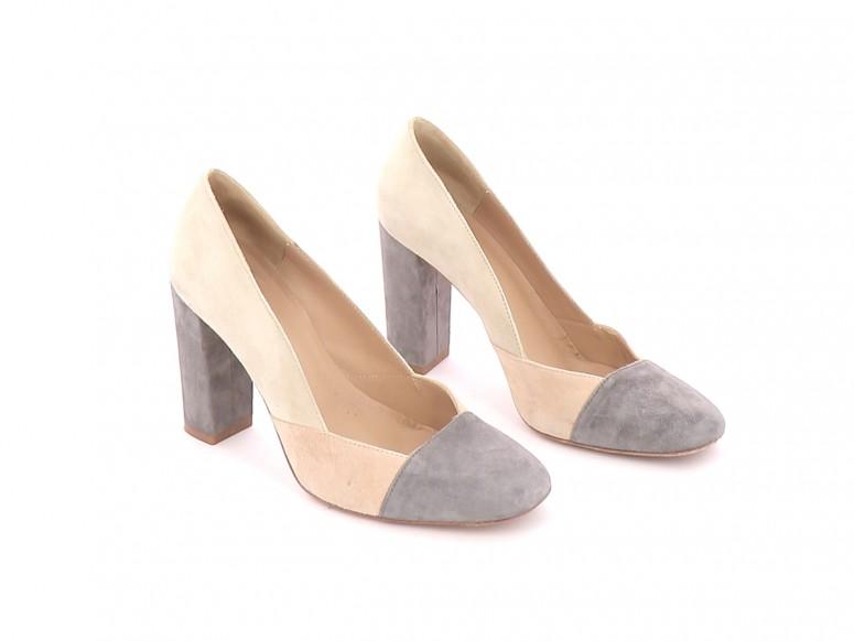 Chaussures Escarpins BALZAC MULTICOLORE