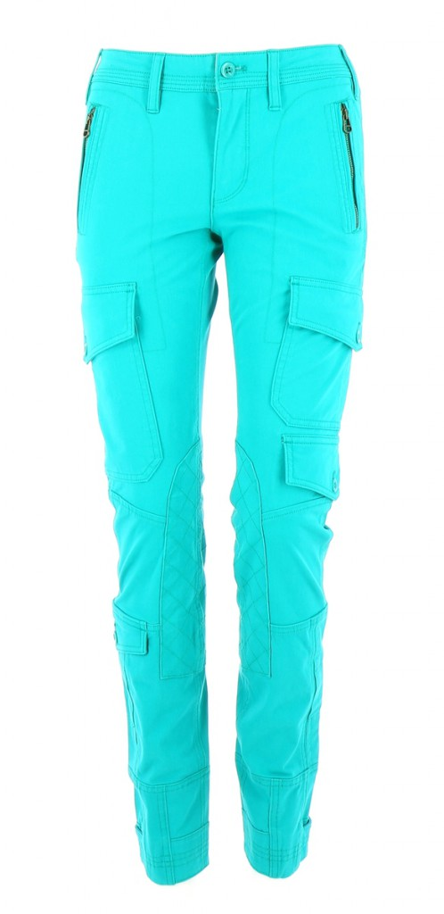 Vetements Pantalon RALPH LAUREN TURQUOISE