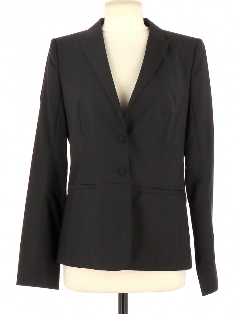 Vetements Veste / Blazer HUGO BOSS NOIR