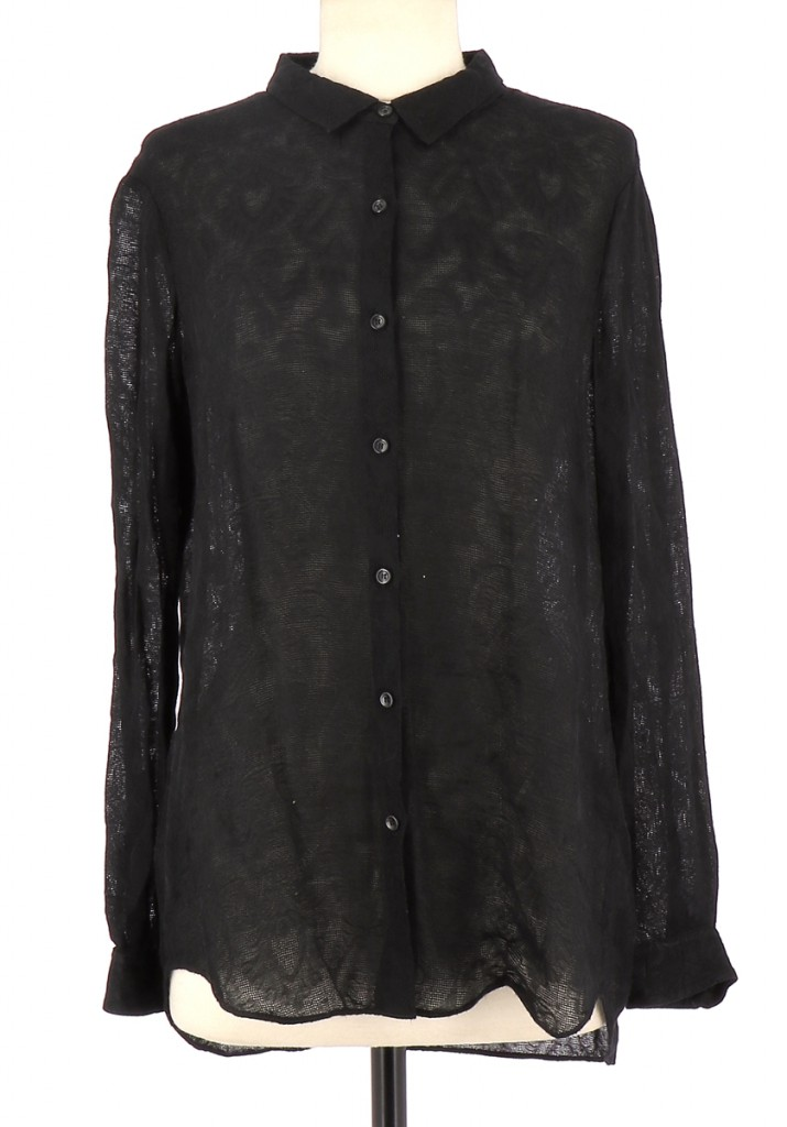 Vetements Chemise THE KOOPLES NOIR