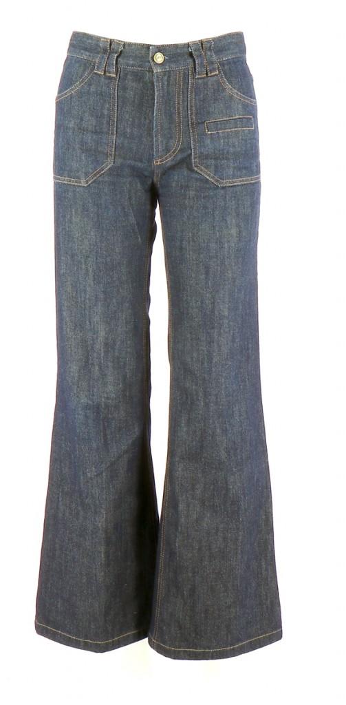 Vetements Jeans GERARD DAREL BLEU MARINE