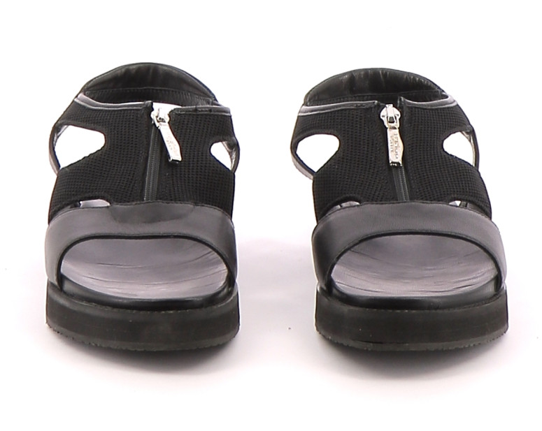 Chaussures Sandales BALDININI NOIR