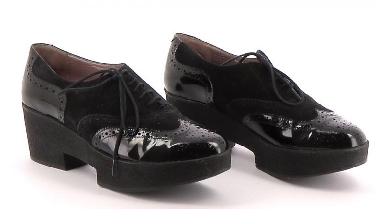 Chaussures Derbies ROBERT CLERGERIE NOIR