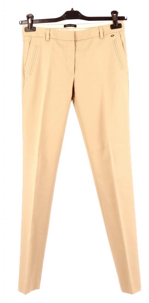 Vetements Pantalon MASSIMO DUTTI BEIGE