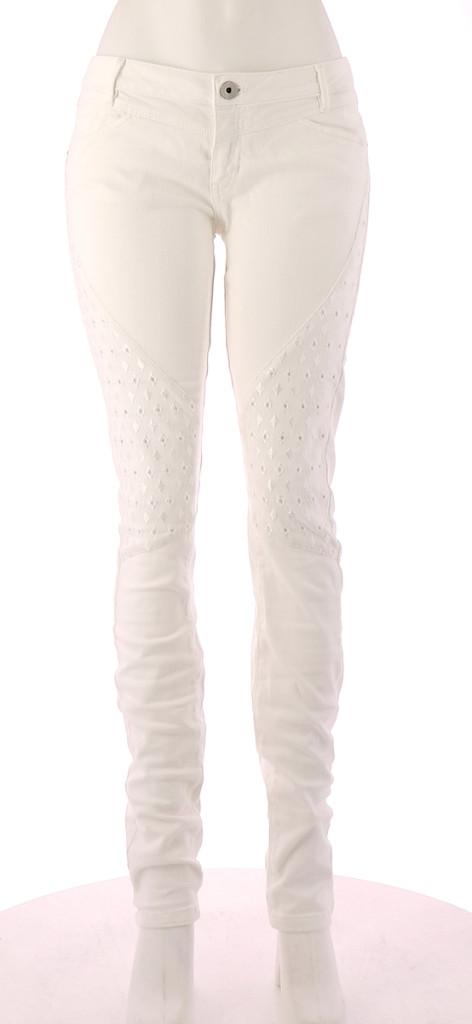 Vetements Jeans GUESS BLANC