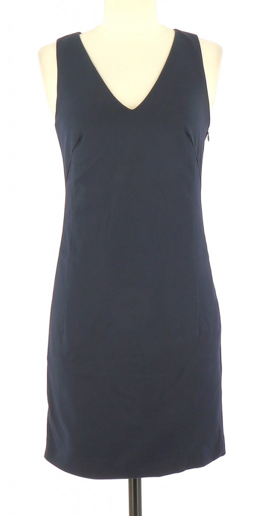 Vetements Robe PATRIZIA PEPE BLEU MARINE