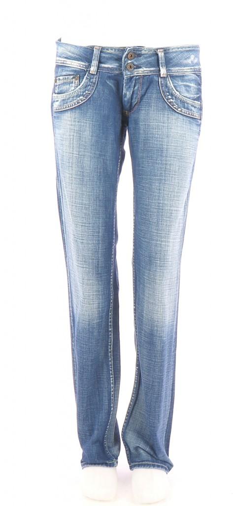Vetements Jeans PEPE JEANS BLEU