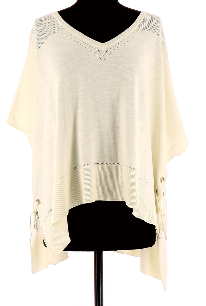 Vetements Top SANDRO BEIGE