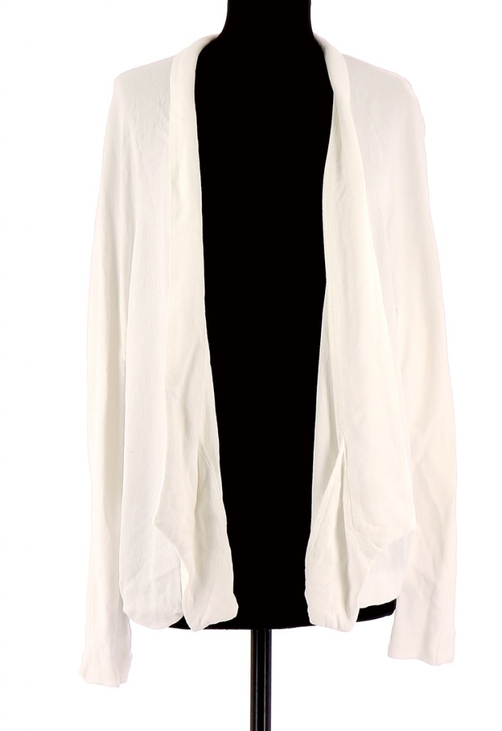 Vetements Veste / Blazer BA&SH BLANC