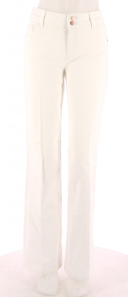 Vetements Jeans 123 BLANC