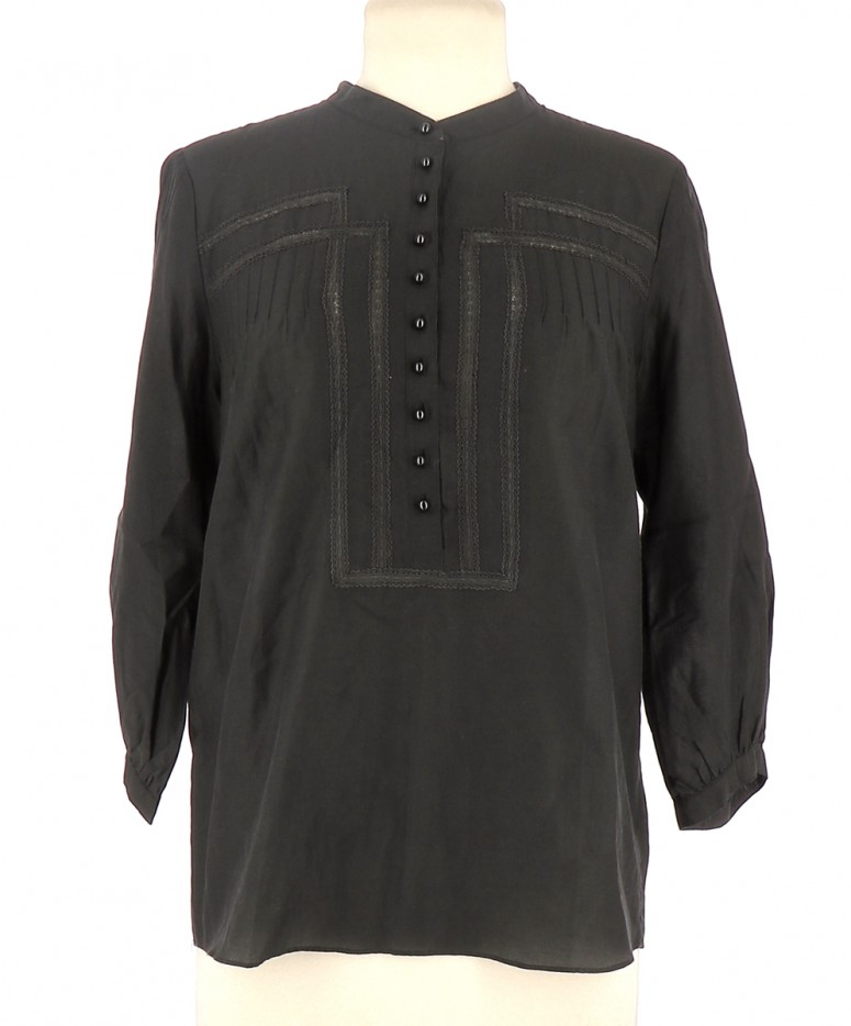 Vetements Blouse PABLO DE GERARD DAREL NOIR