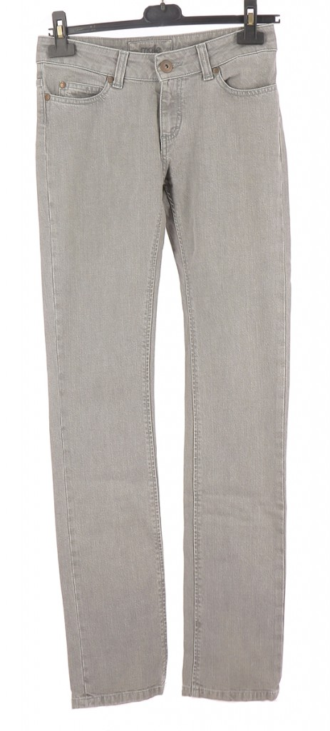 Vetements Jeans MAJE GRIS