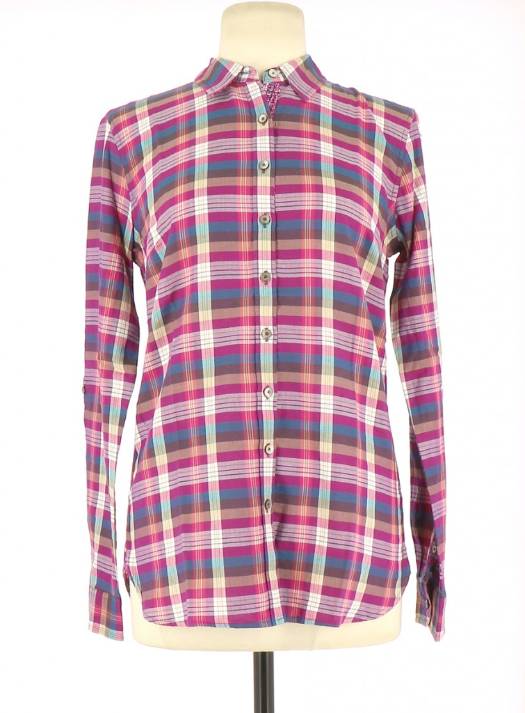 Vetements Chemise TOMMY HILFIGER FUSCHIA