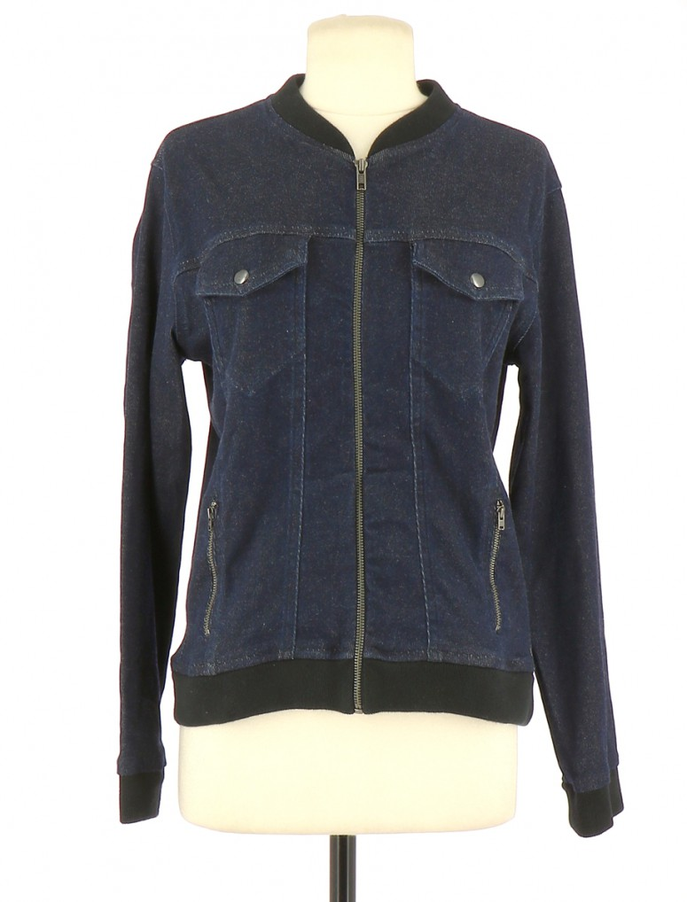 Vetements Veste / Blazer THE KOOPLES SPORT BLEU MARINE