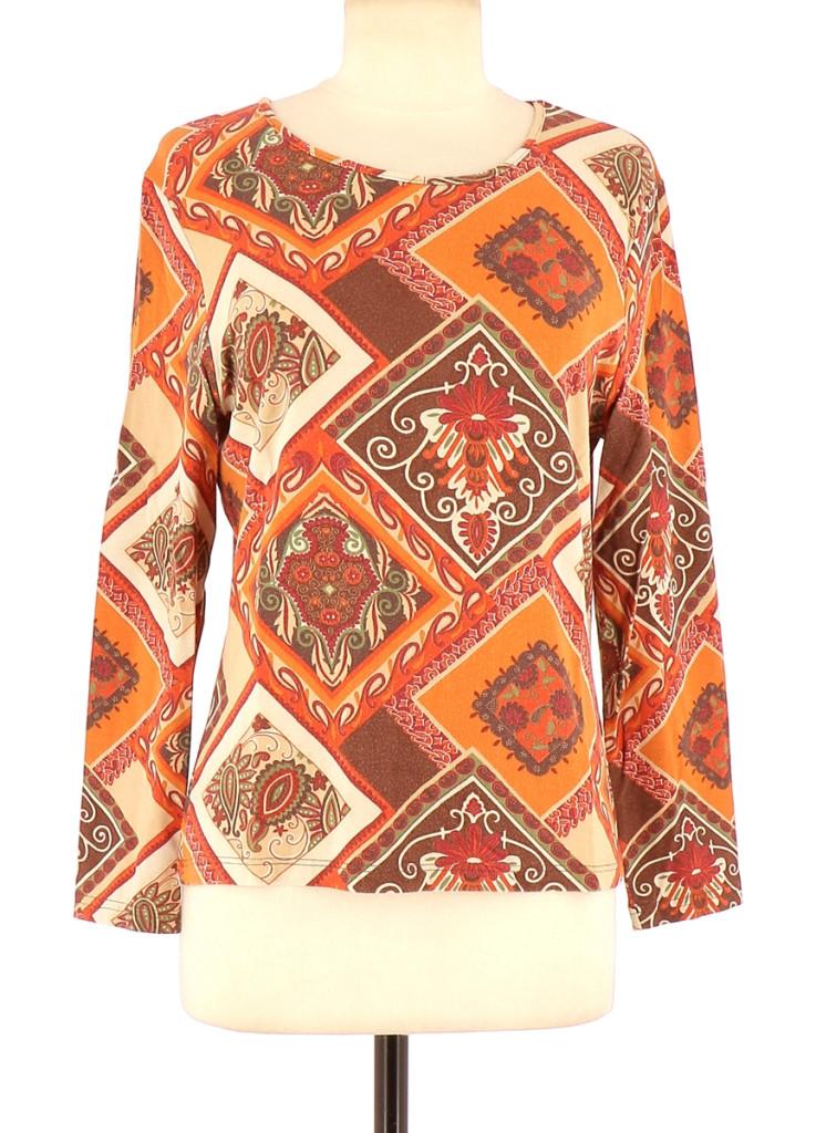 Vetements Tee-Shirt 123 MULTICOLORE
