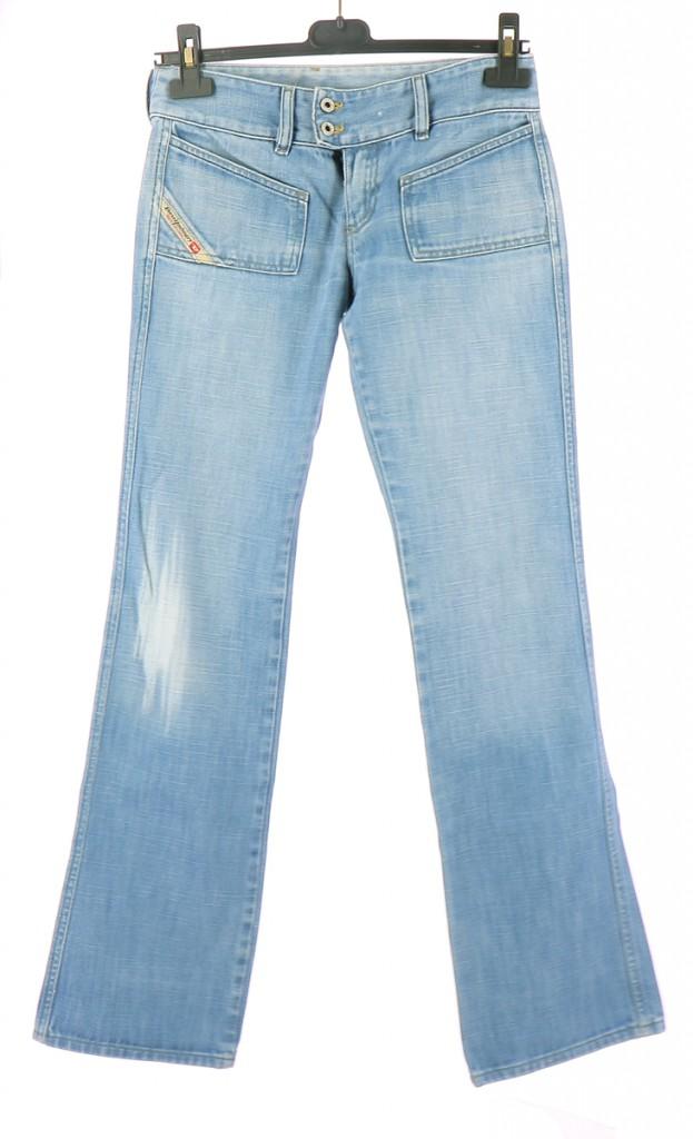 Vetements Jeans DIESEL BLEU CLAIR