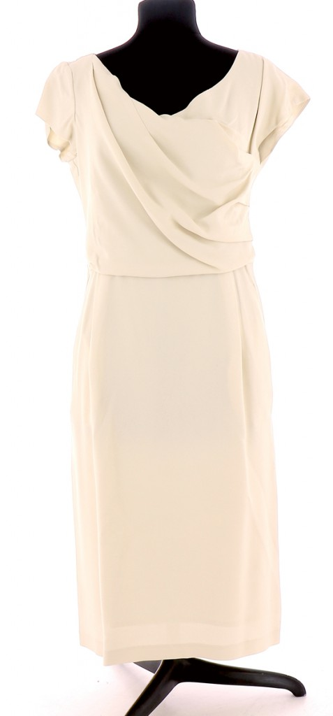 Vetements Robe TARA JARMON BEIGE