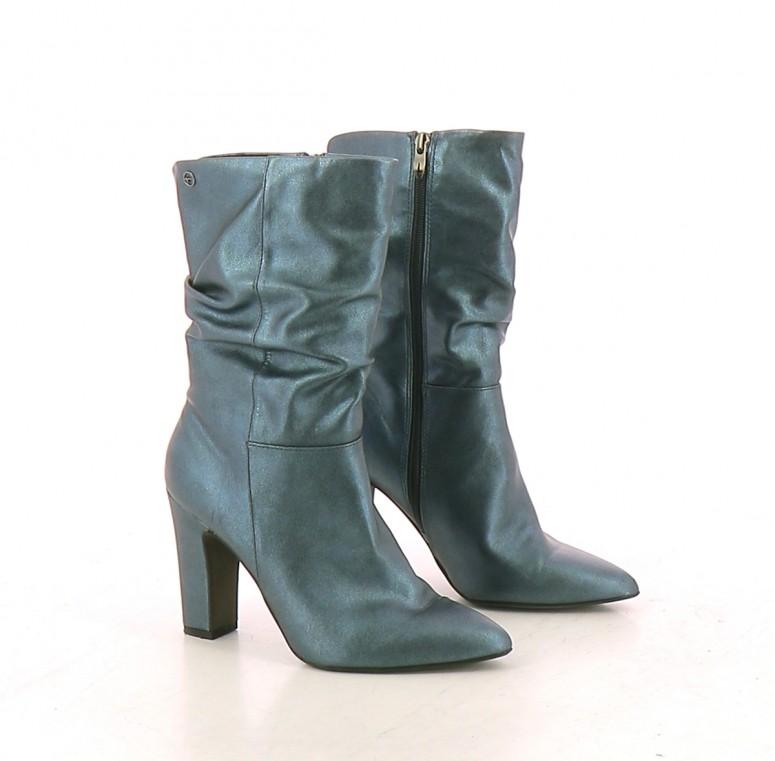 Chaussures Bottines / Low Boots TAMARIS BLEU MARINE