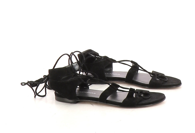 Chaussures Sandales STUART WEITZMAN NOIR