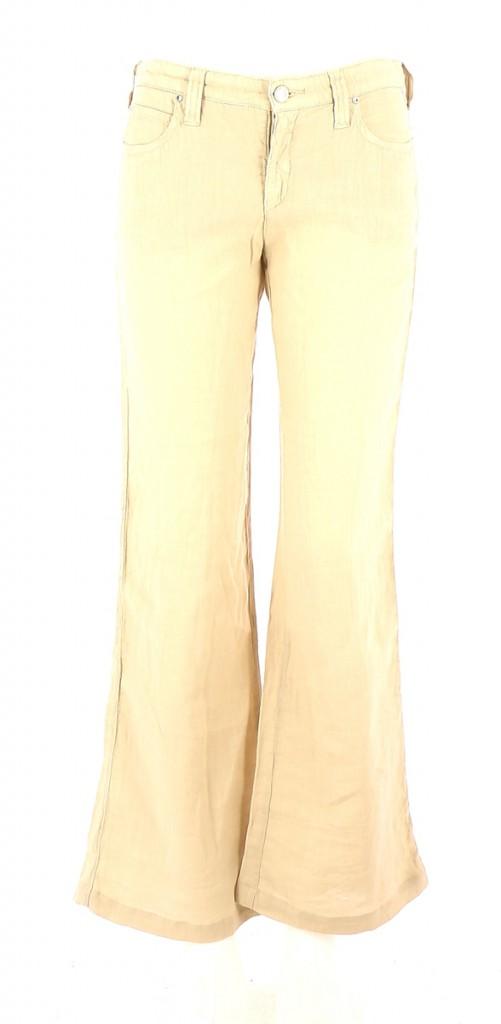 Vetements Pantalon ARMANI BEIGE