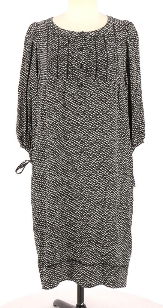 Vetements Robe PABLO DE GERARD DAREL NOIR