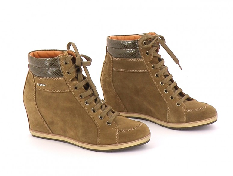 Chaussures Bottines / Low Boots GEOX KAKI