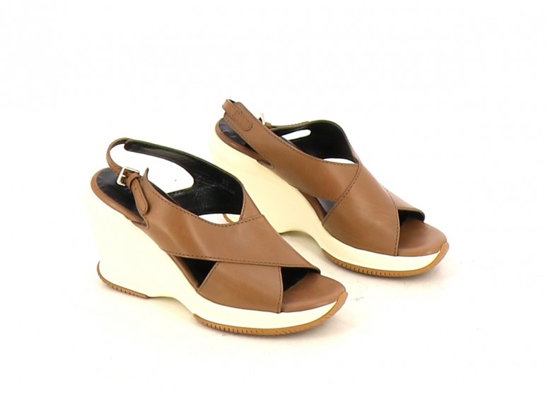 Chaussures Escarpins HOGAN BEIGE