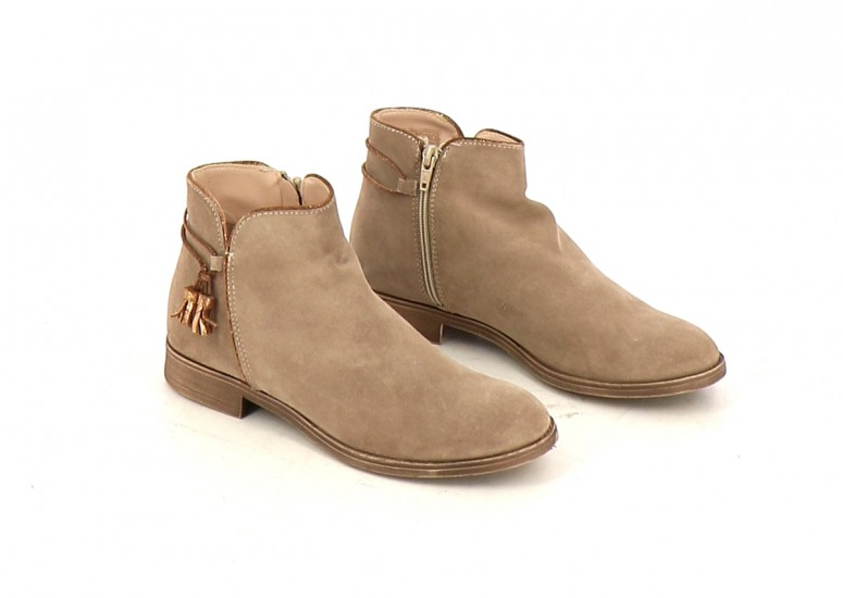 Chaussures Bottines / Low Boots ANDRE BEIGE