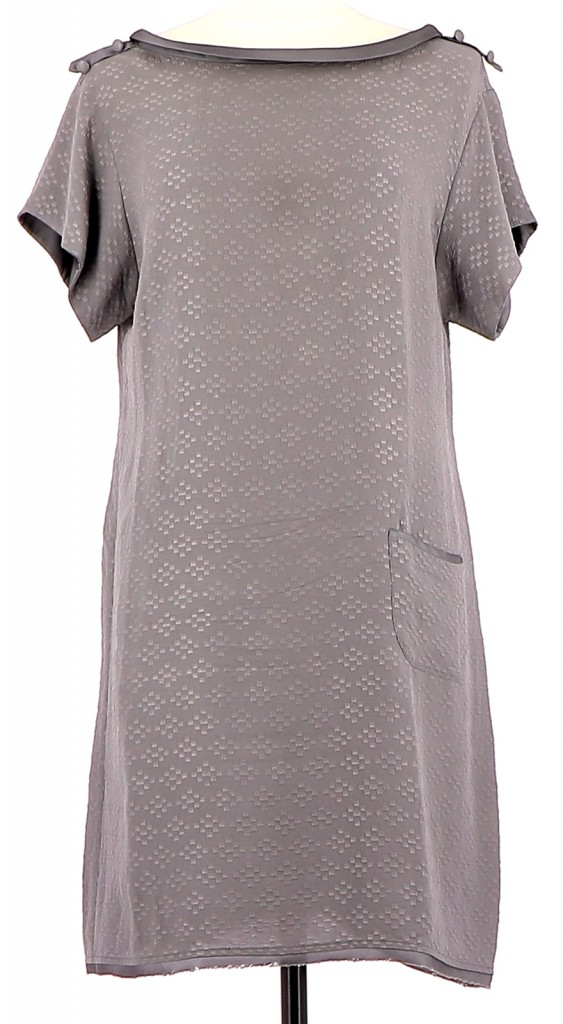 Vetements Robe CHATTAWAK GRIS