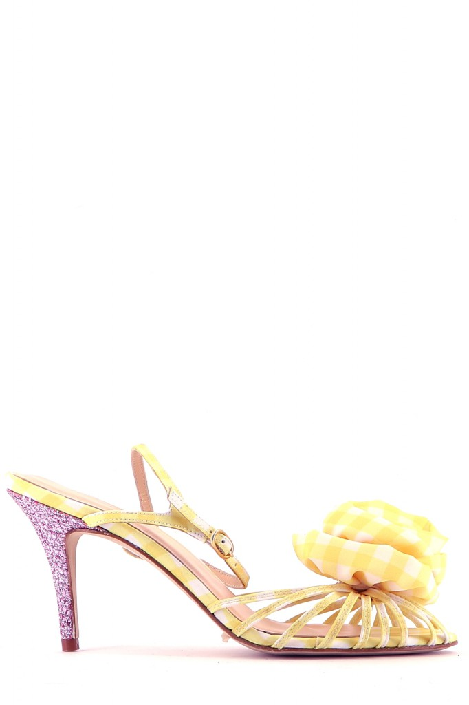 Chaussures Sandales MELLOW YELLOW JAUNE