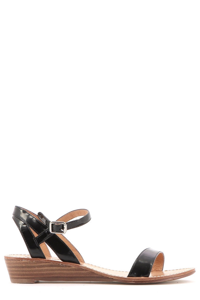 Chaussures Sandales MELLOW YELLOW NOIR