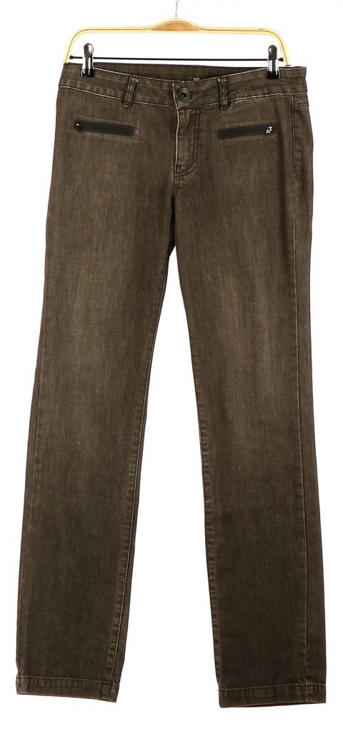 Vetements Jeans COP COPINE MARRON